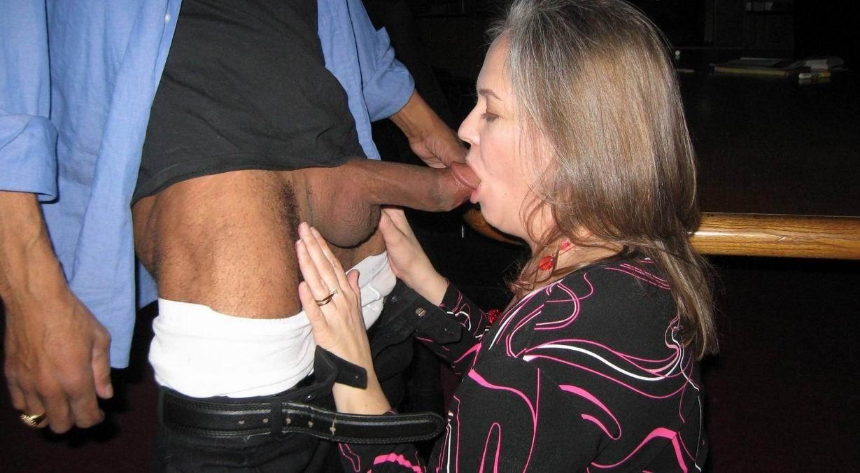 Межрассовое домашнее порно зрелых