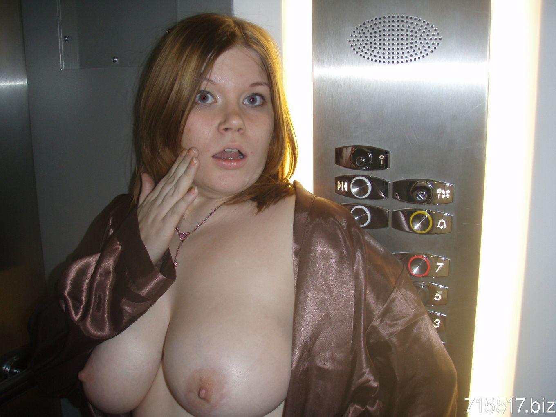 Большая грудь пухлой финки