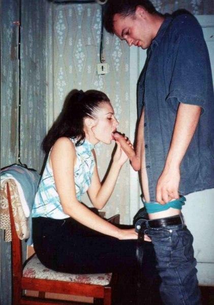 Ретро архив домашнего секса