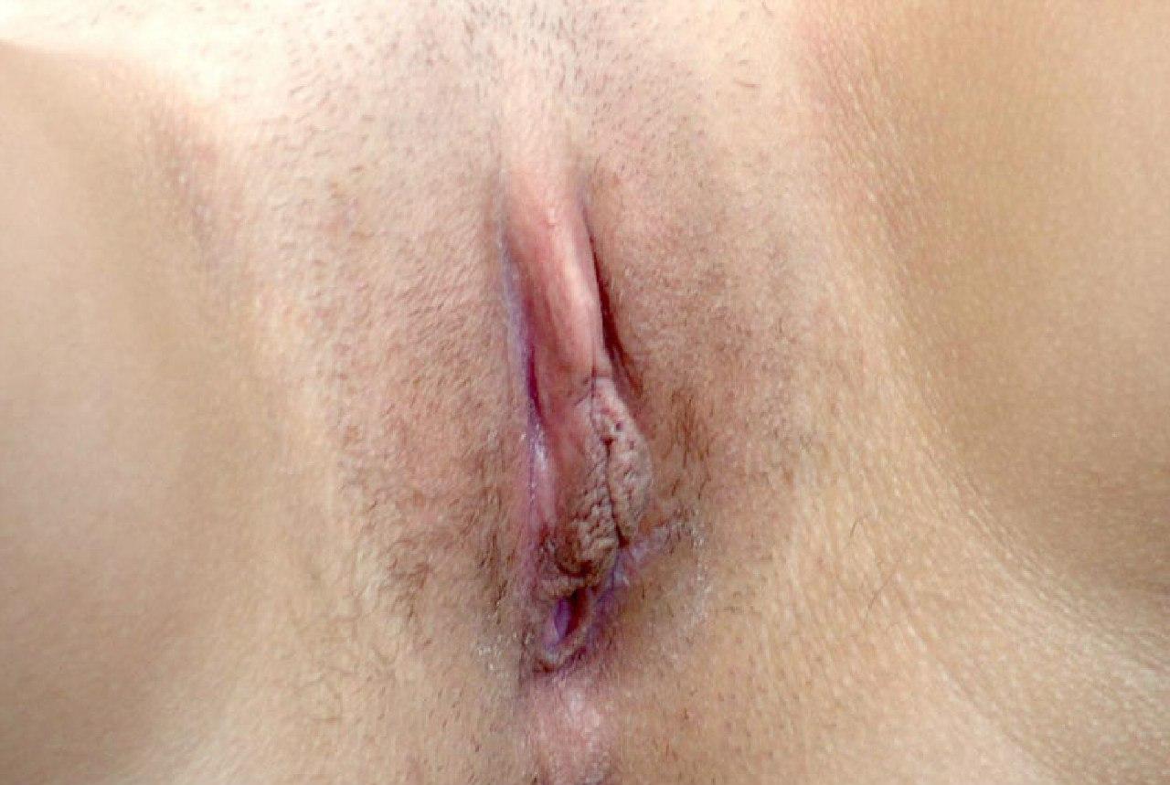 Эротическая подборка снимков бритых кисок молодых девиц